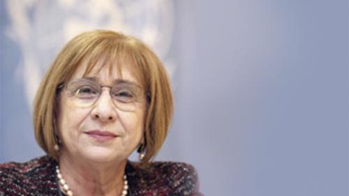 Ms. Rosa Kornfeld-Matte